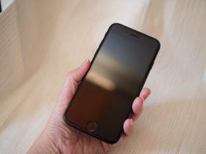 iPhone7ブラック